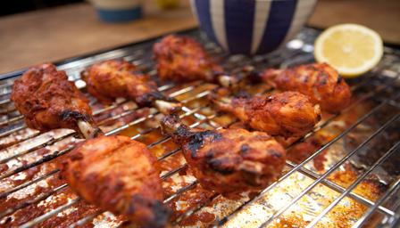 homemade tandoori chicken recipe beliebte gerichte und rezepte foto blog. Black Bedroom Furniture Sets. Home Design Ideas