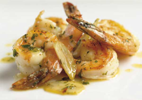 Sizzling Shrimp With Garlic (Gambas Al Pil Pil) Recipe — Dishmaps