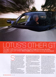 Autocar July 2008 Europa review