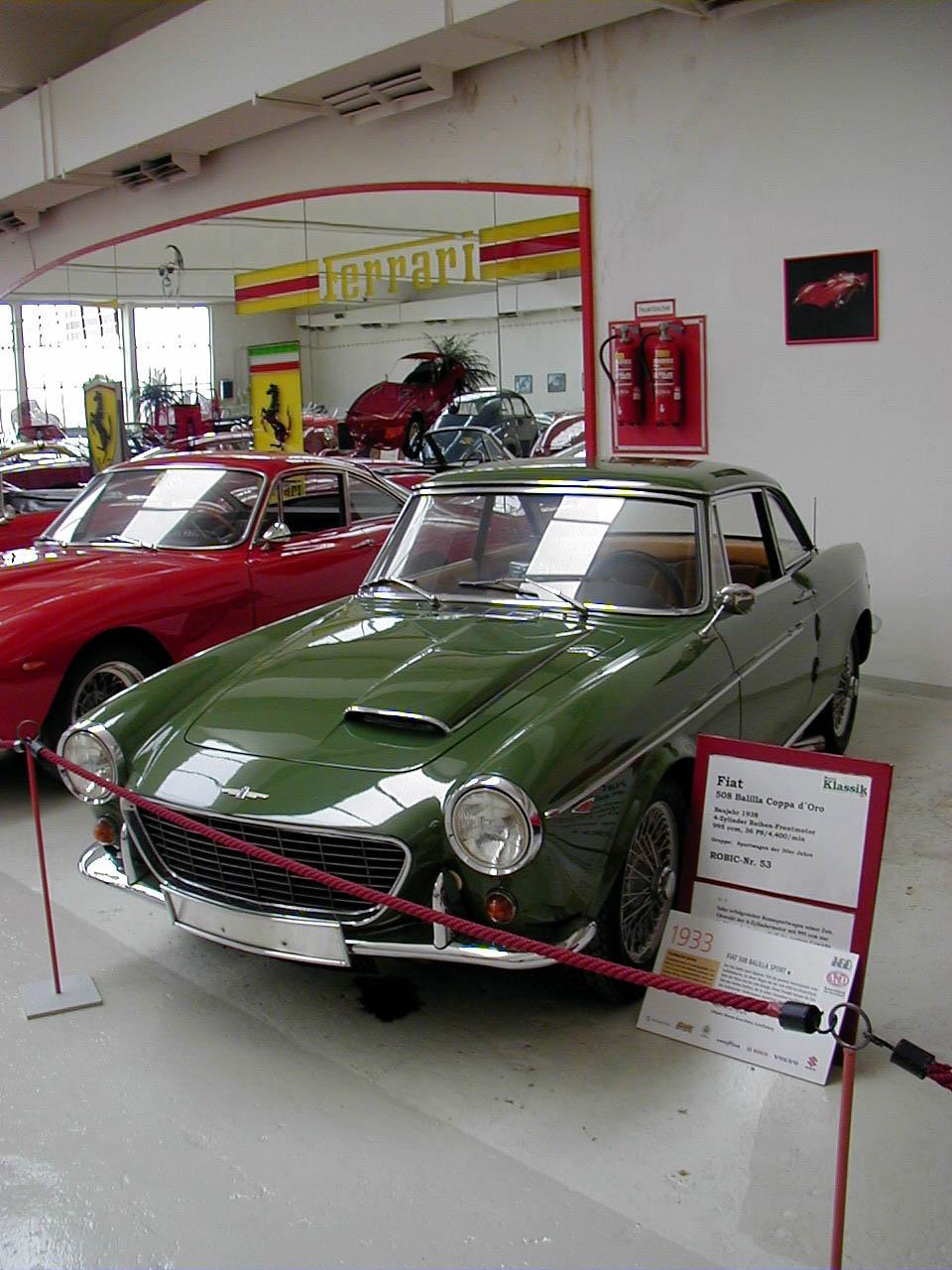 Fiat 1200, 1500, 1500 S und 1600 S info - http://www.zuckerfabrik24.de ...